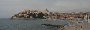 porto maurizio - imperia ganz rechts kariert unser hotel